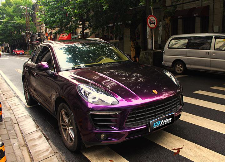 钻魅午夜葡萄紫