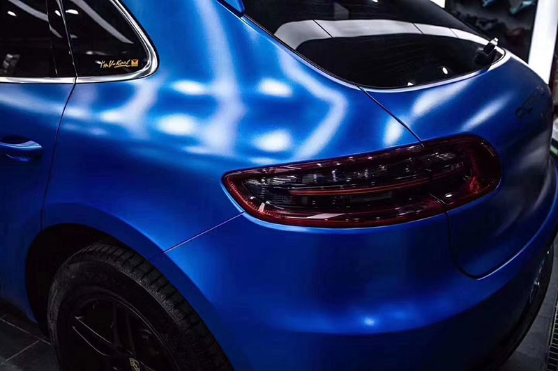 电光金属蓝